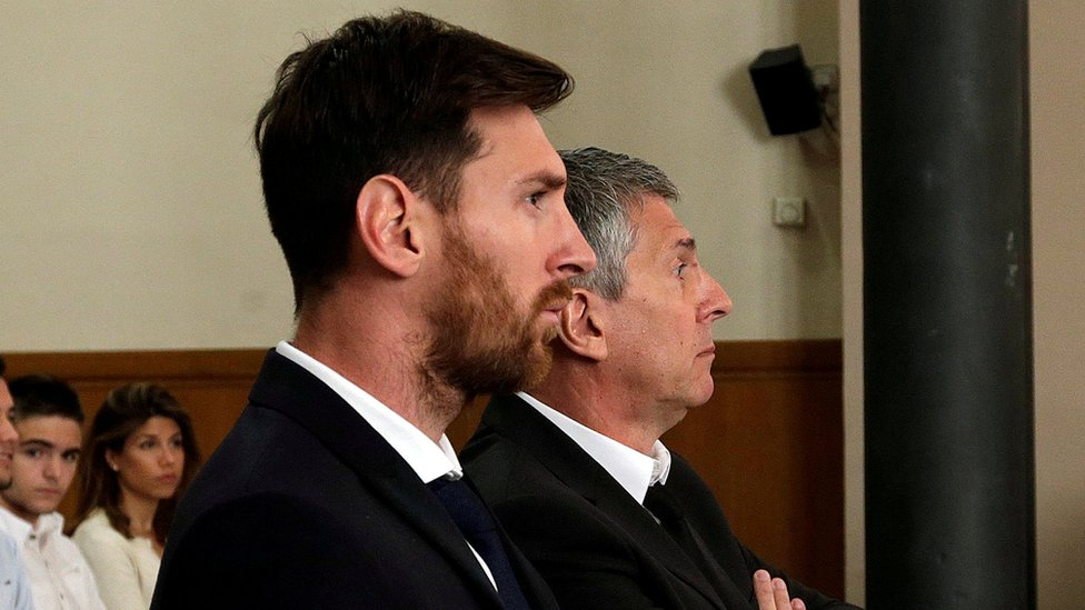 Messi jail term to stand - but he is unlikely to go to prison
