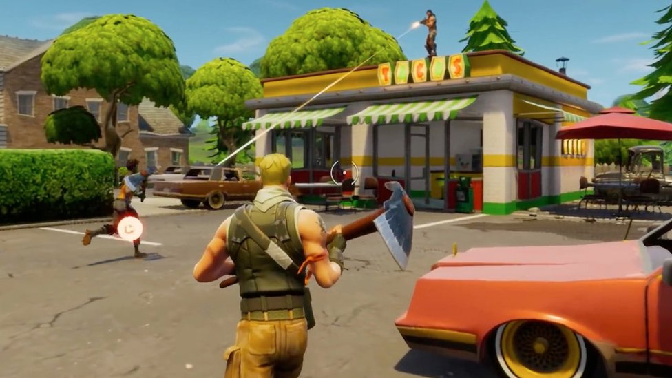 Fake Fortnite Android apps spread across internet