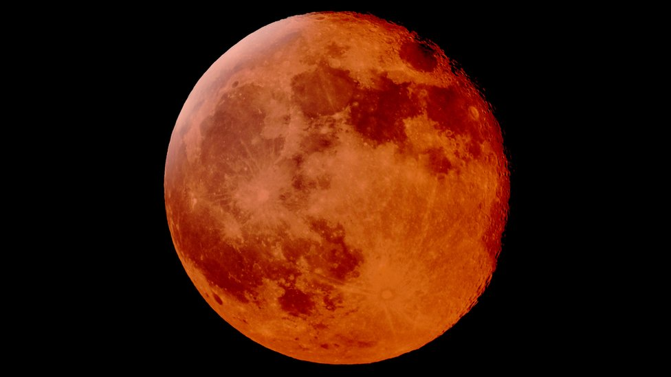 red moon 2018 egypt - photo #37