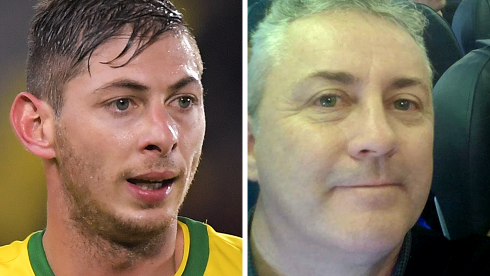 Emiliano Sala: Attempts to salvage sunken plane