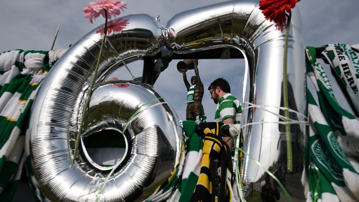 Billy McNeill: Tributes paid to former Celtic captain & manager