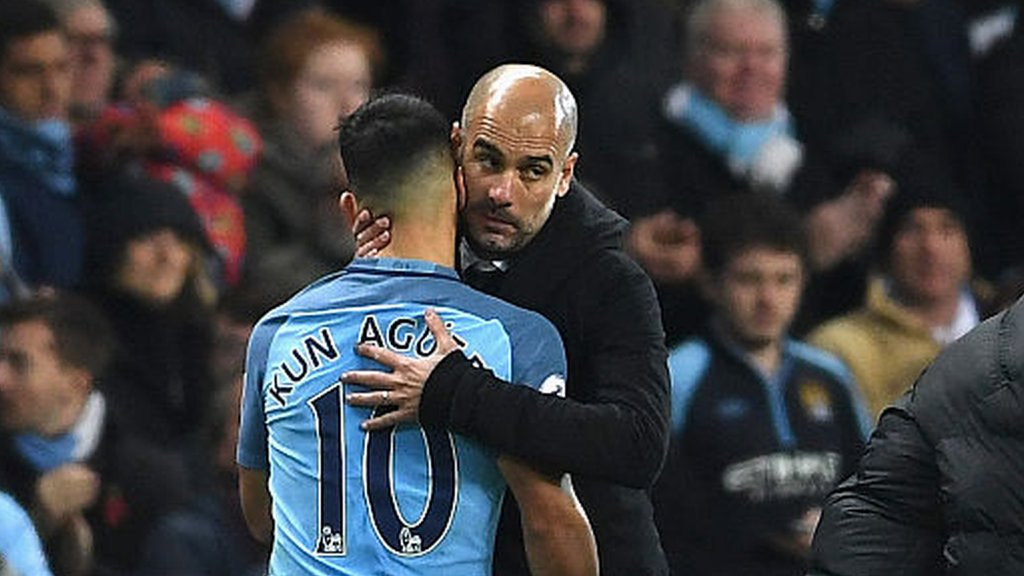 City must score or be eliminated - Guardiola