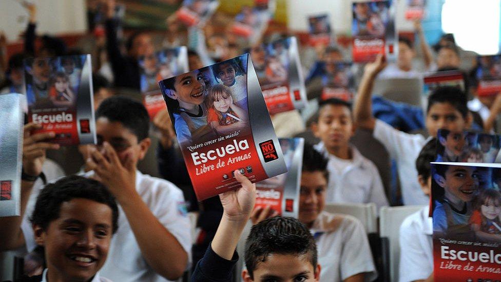 Escuela en Costa Rica