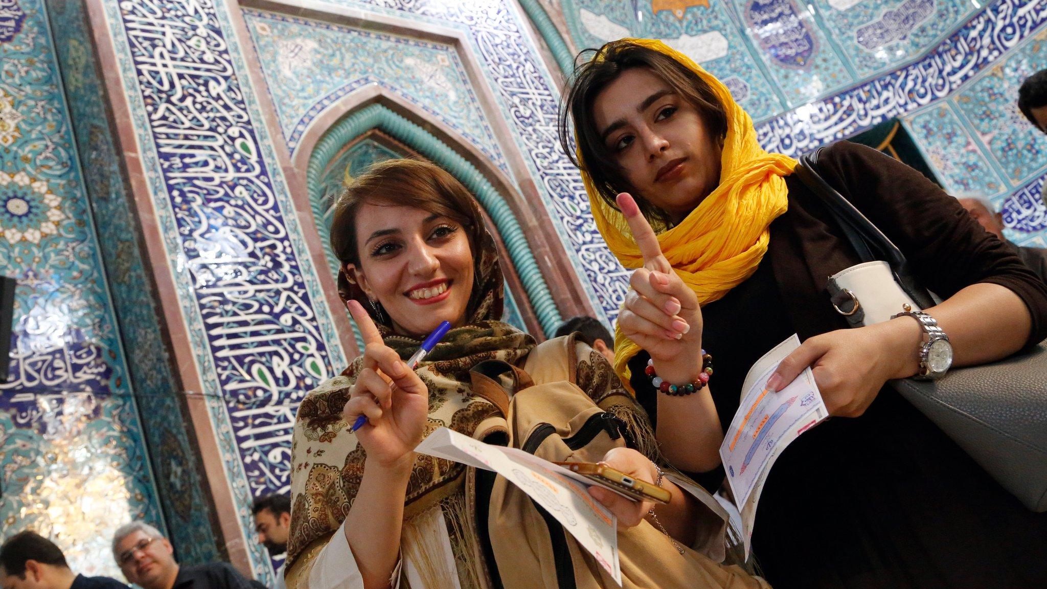 ایران کې ولسمشریزې او د شوراګانو ټاکنې