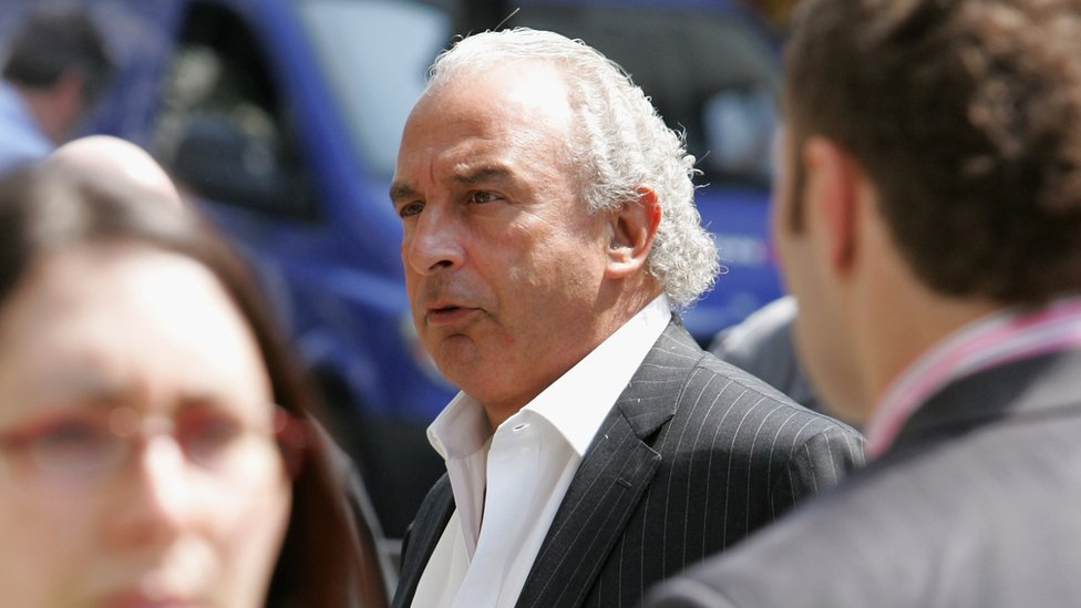 Philip Green: Topshop empire 'didn't come close to collapse'