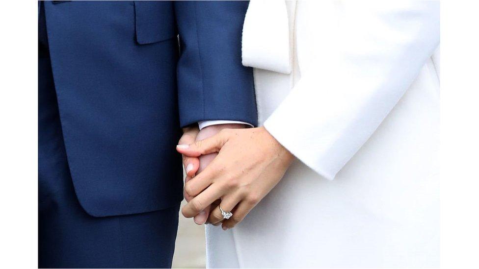 الأمير هاري والممثلة الأمريكية ميغان ماركل