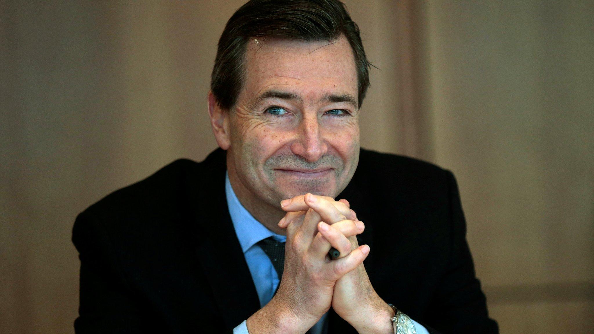 Financial Times boss returns £510,000 rise