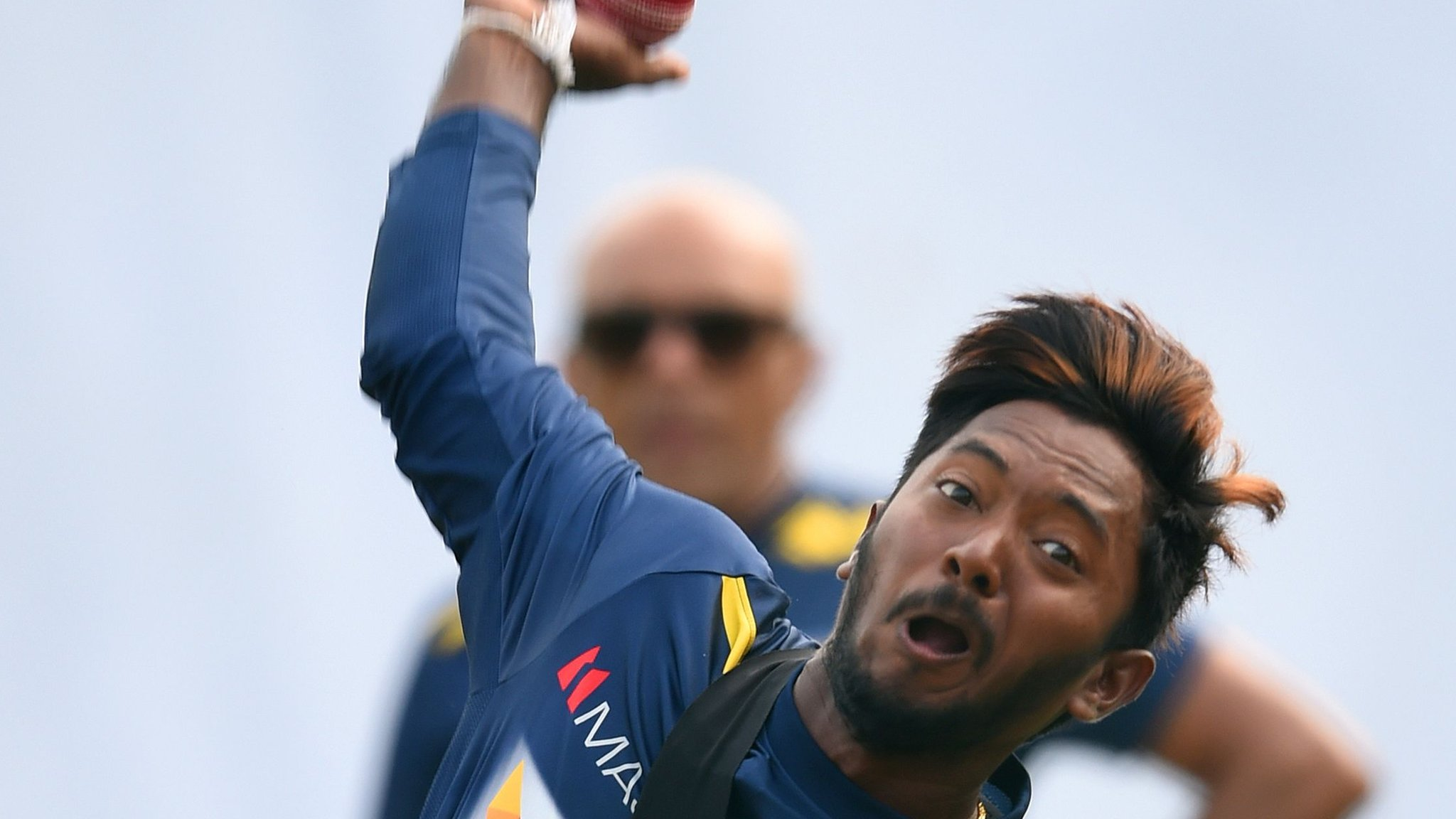 Sri Lanka spinner Dananjaya suspended for illegal action