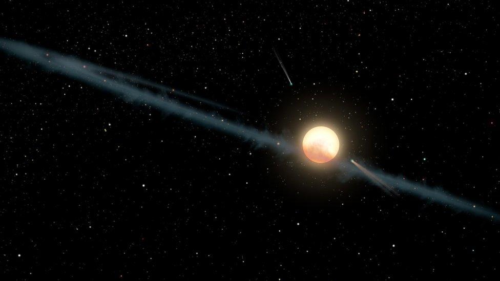 Tabby. Foto: Nasa/JPL-Caltech
