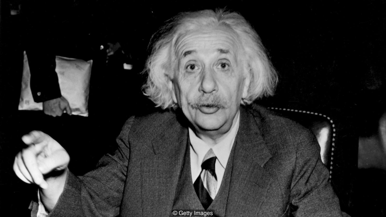Apa Yang Bisa Kita Pelajari Dari Kebiasaan Einstein Yang Aneh Bbc News Indonesia