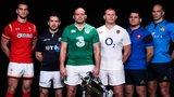 Six Nations captains