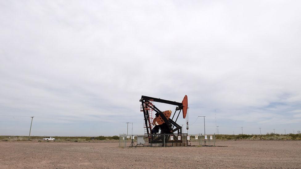 Las reservas de gas convencional en Argentina se están acabando y el país dependerá cada vez más del esquisto.