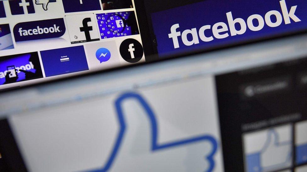 Facebook dijo que no ha cometido ninguna violación de información por el hecho de que datos de sus usuarios llegaran a un tercero.