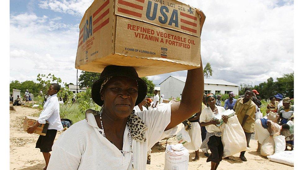 Con đường Zimbabwe: Từ vựa lúa đến đói nghèo
