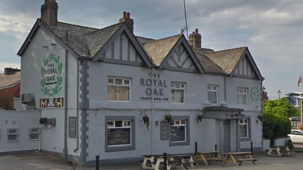 Failsworth stabbing: Man dies after fight outside pub