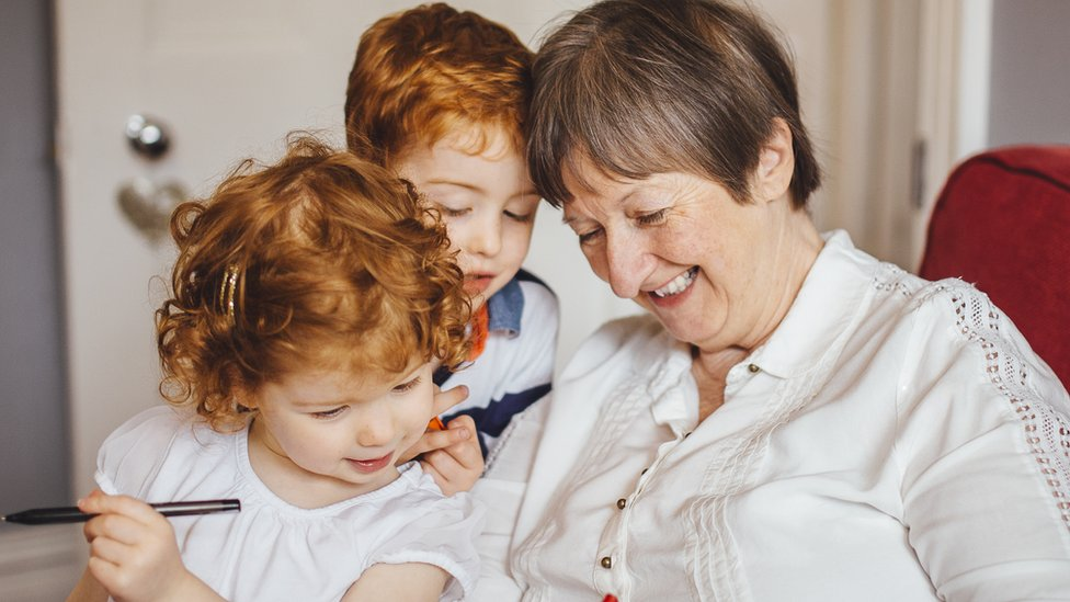 Indulgent grandparents 'bad for children's health