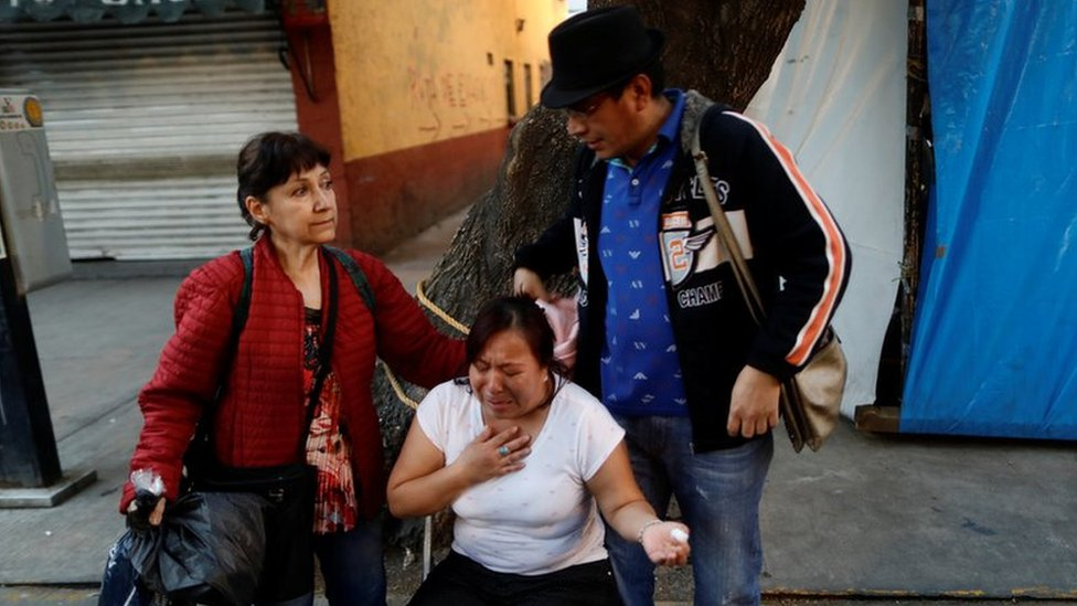 México terremoto.