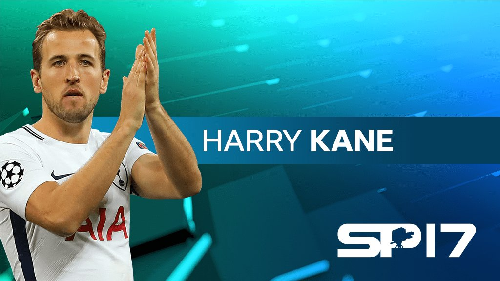 Harry Kane: BBC Sports Personality 2017 contender