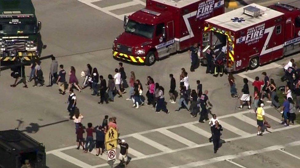 Image result for अमरीका के स्कूल में गोलीबारी, दस की मौत