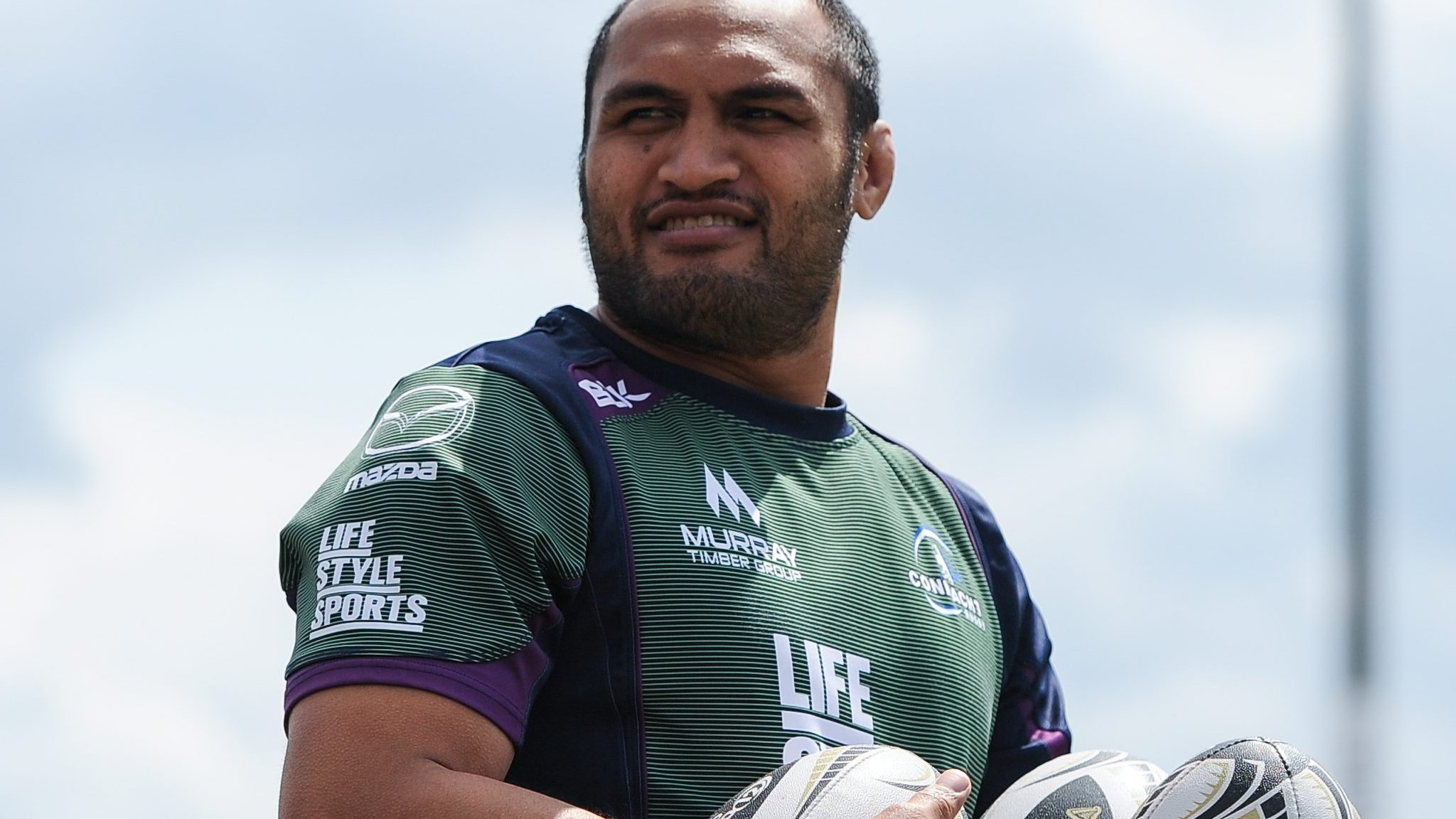 George Naoupu joins Harlequins following recent departure from Connacht