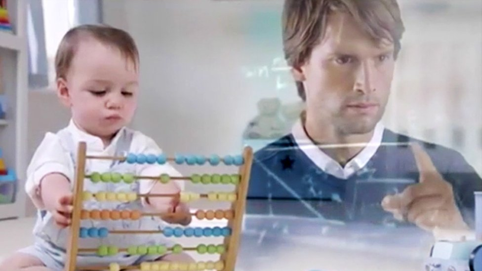 'Harmful' gender stereotypes in adverts banned