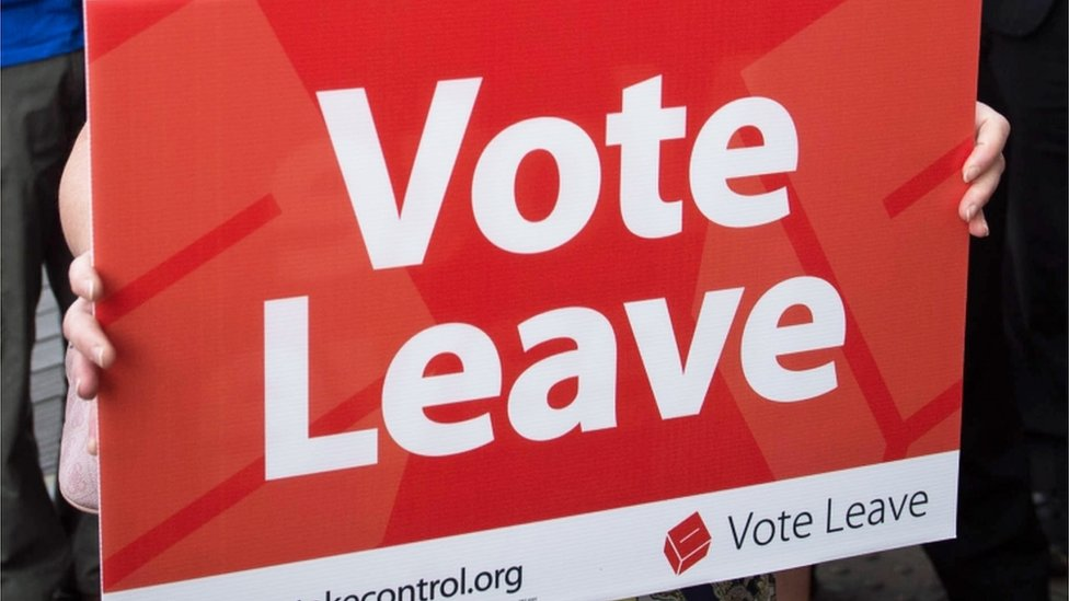 Vote Leave data firm hit with first ever GDPR notice
