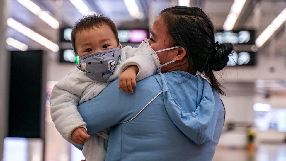 Virus Corona Bayi 11 Minggu Dinyatakan Sembuh Dari Covid 19 Kami Salah Satu Yang Beruntung Bbc News Indonesia