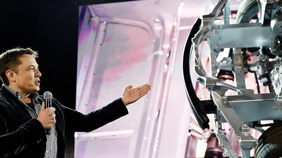 """Musk tiene fama de ser un trabajador """"implacable""""."""
