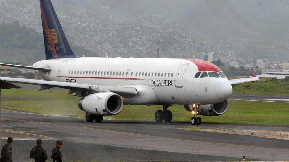 Avianca se fusionó con Taca en 2009.