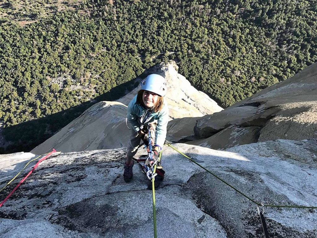 Selah Schneiter: 'I want to climb El Capitan again'