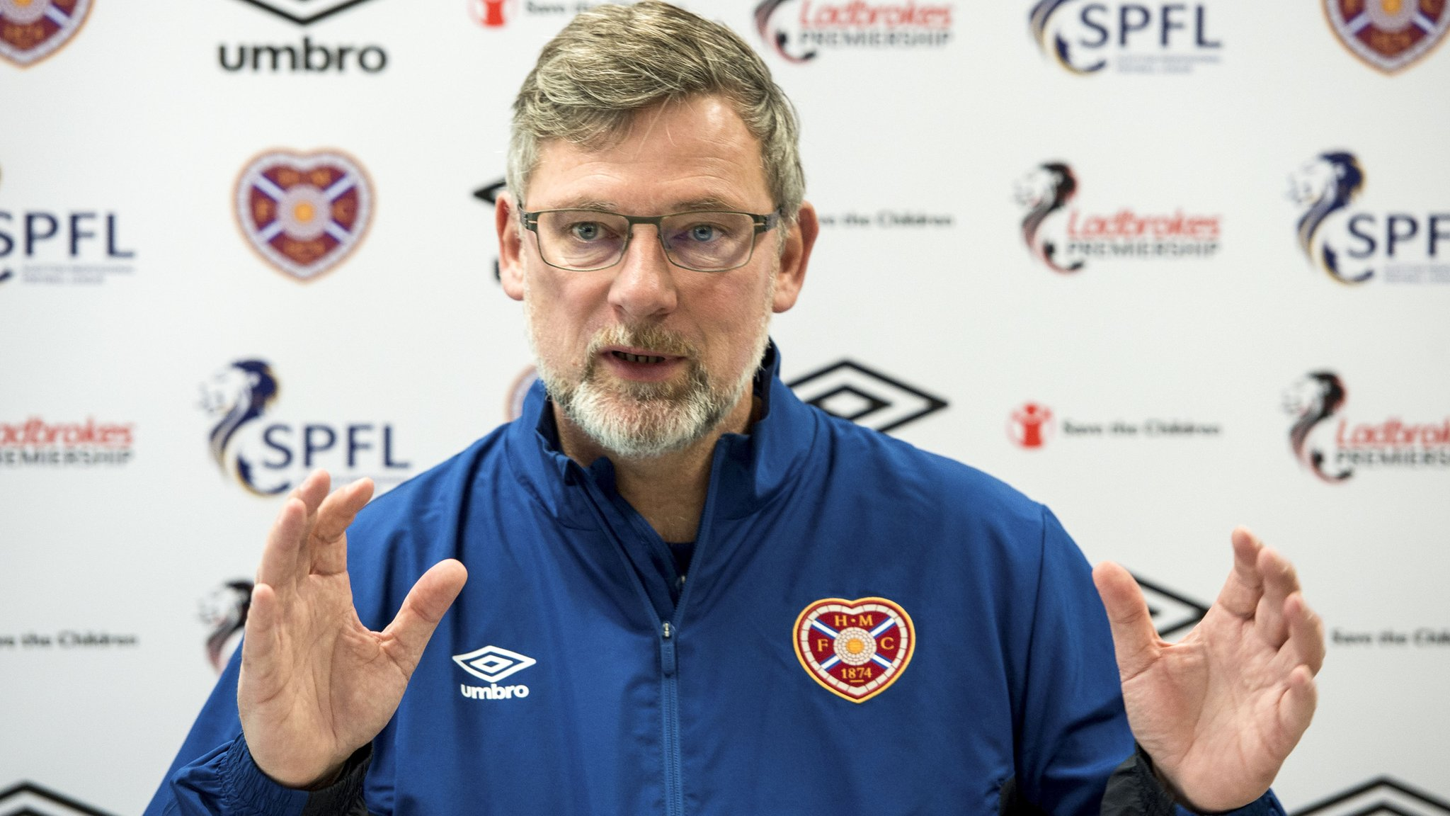 Frustrated Levein hopeful over Tynecastle return for Hearts