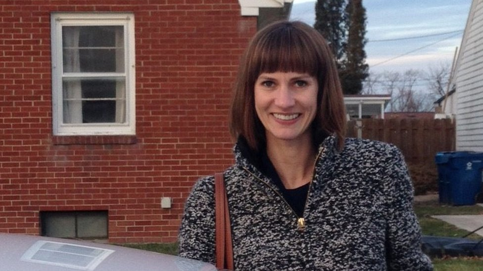 Rachel Crooks: Why Trump accuser is running for office