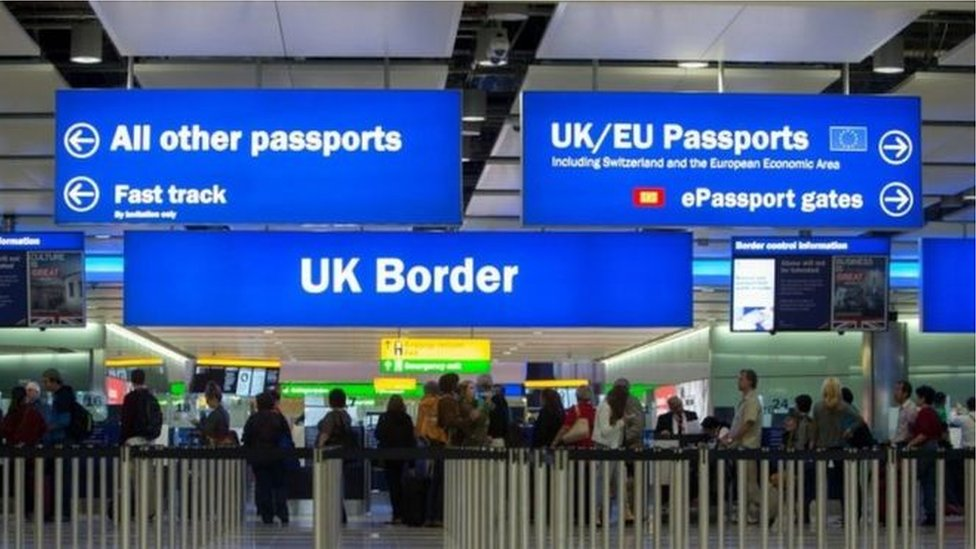 Migration figures: Highest number of EU nationals leaving UK in a decade
