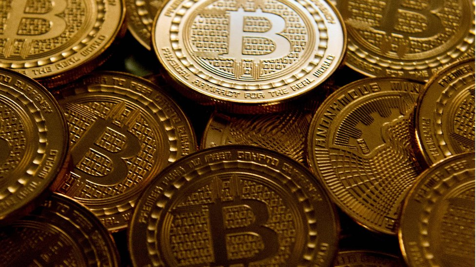 monedas de bitcoins