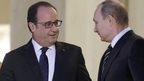 VIDEO: Peace talks overshadowed by Syria