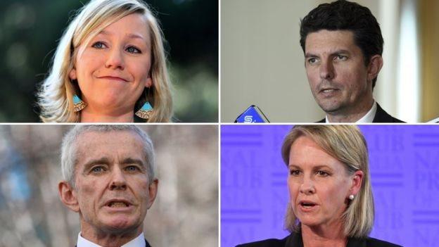 قائمة الذين شملهم قرار المحكمة ضمت لاريسا ووترز، وسكوت ليدلام، وفيونا ناش ومالكوم روبرتس