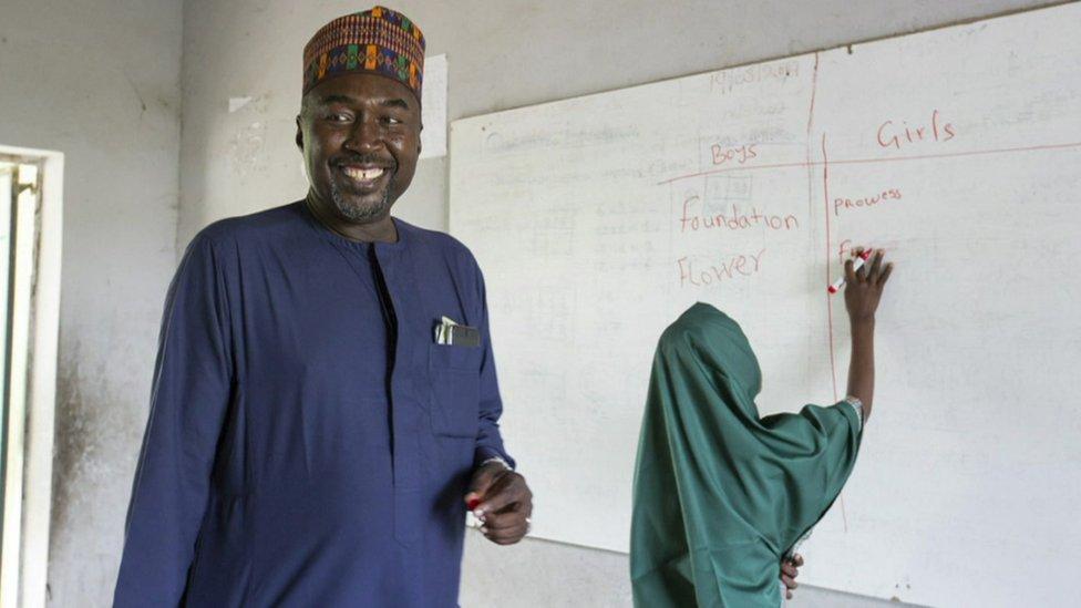 Nigeria's Boko Haram crisis: Zannah Mustapha wins UN award