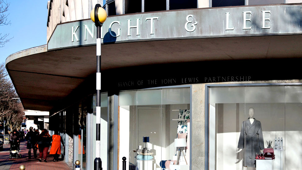 John Lewis to shut Knight & Lee store in Southsea
