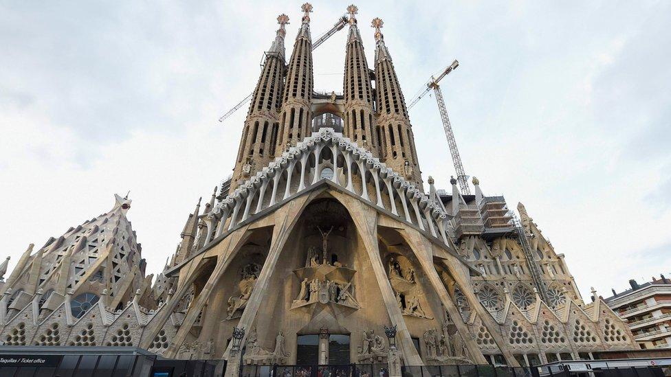 Barcelona's Sagrada Familia agrees deal over lack of licence