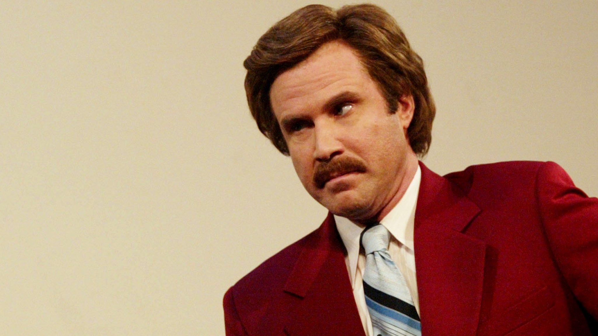 Lawro's predictions v Anchorman star Will Ferrell
