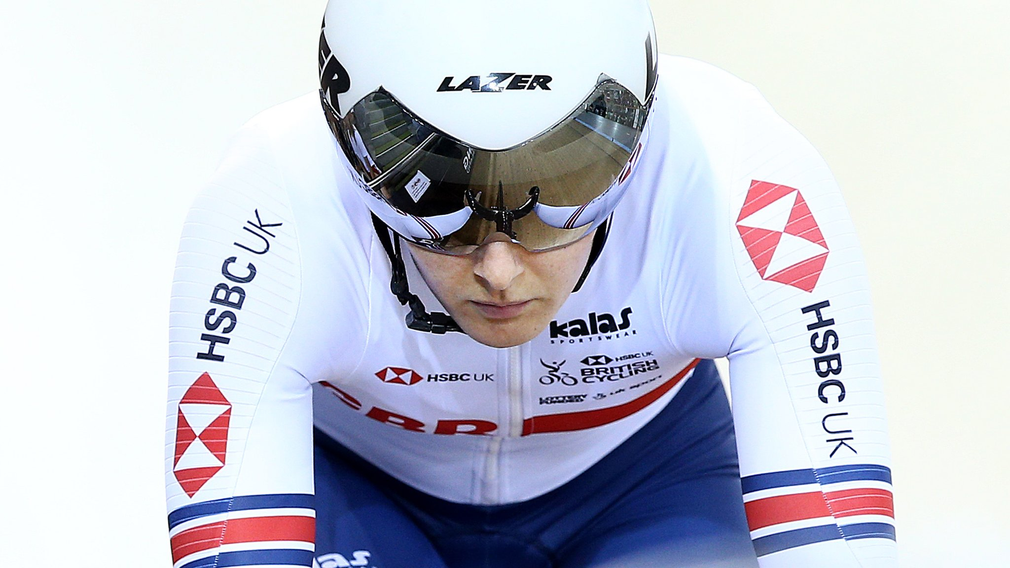 Britain's Katy Marchant claims World Cup keirin silver in New Zealand