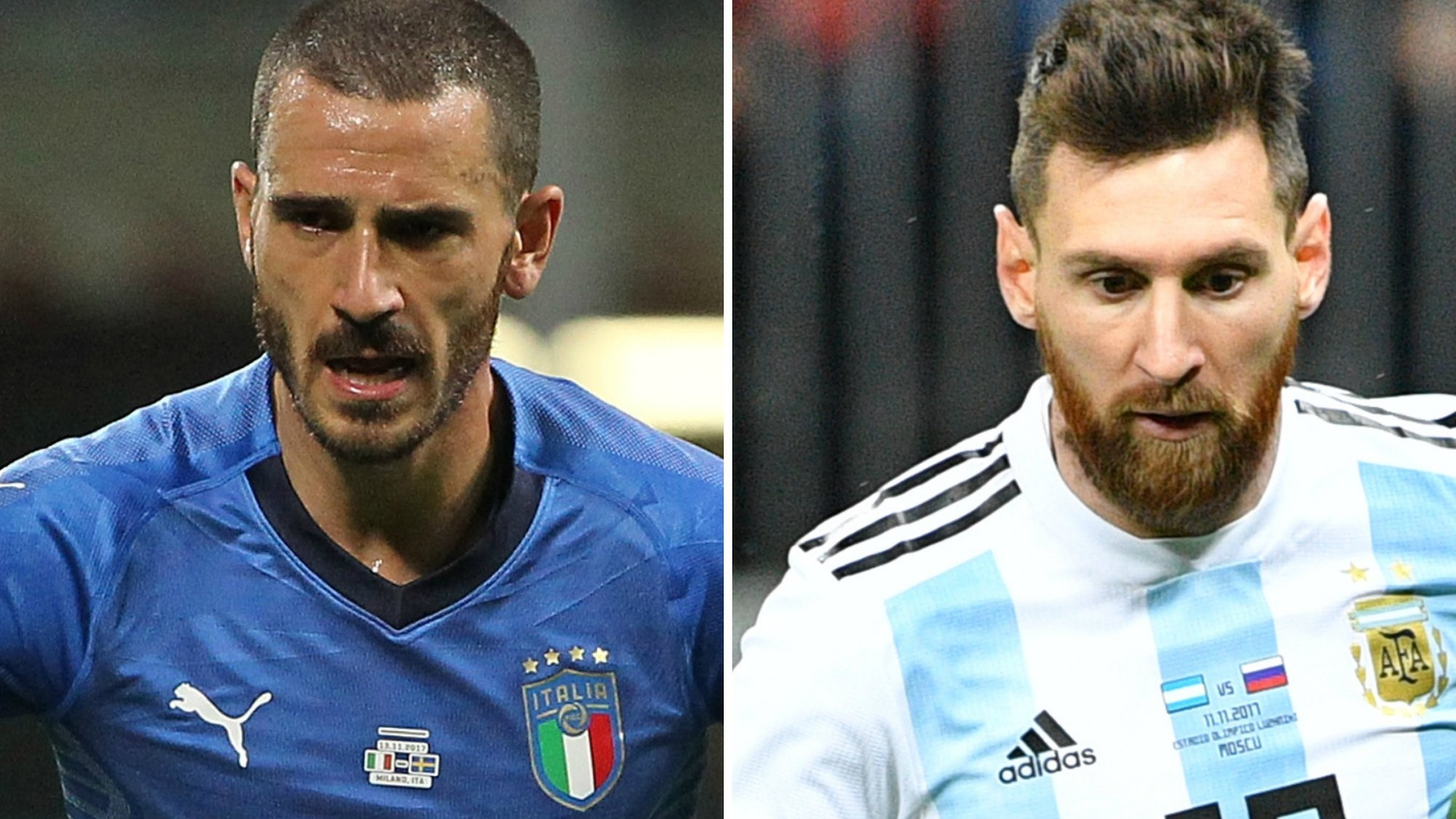 Italy and Argentina to play a friendly match at Manchester City's Etihad Stadium