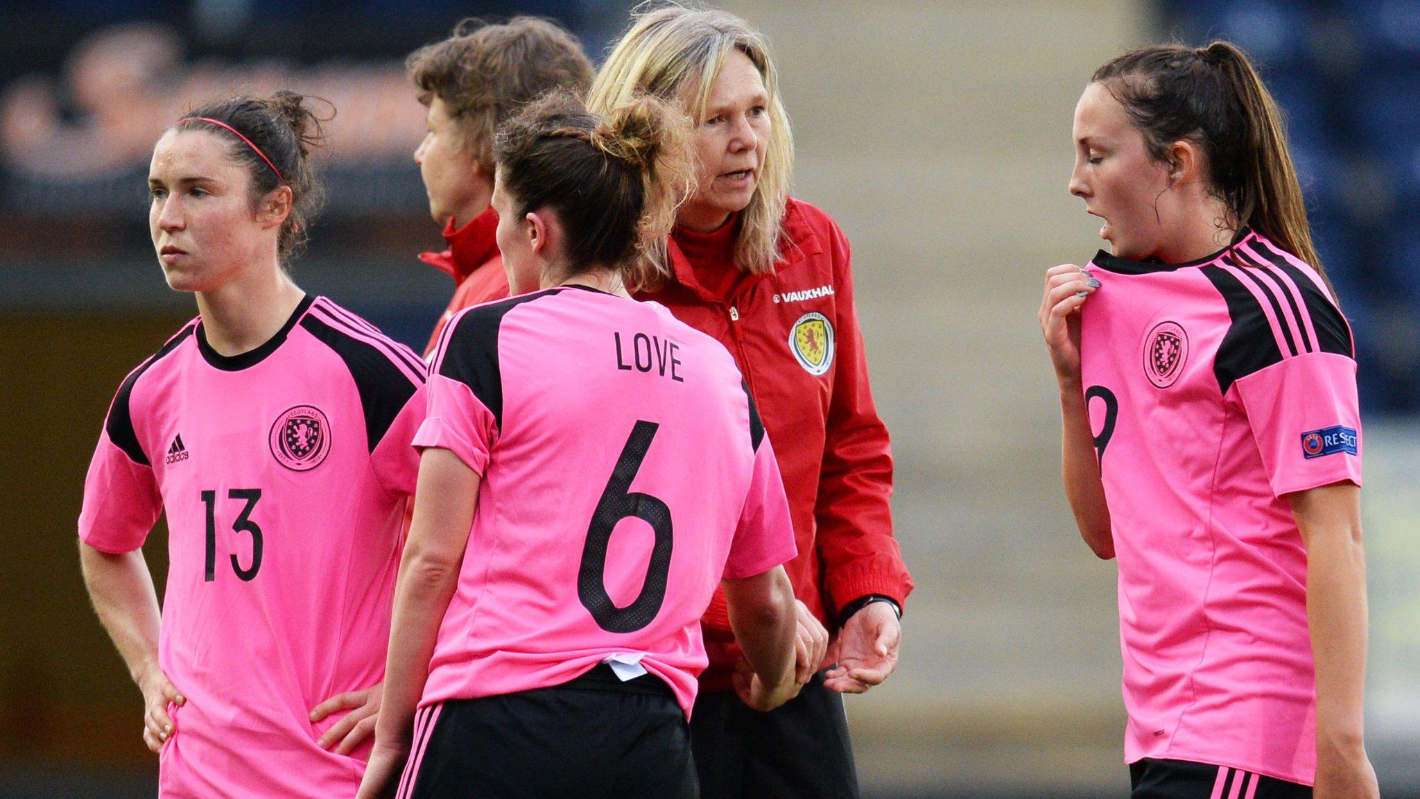 Scotland women thrashed by Belgium