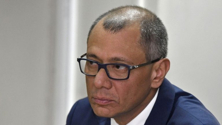 Ecuador's Vice-President Glas to face corruption trial