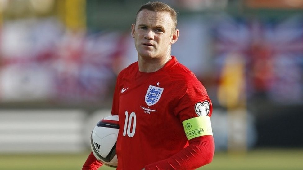 Wayne Rooney Scoring Record