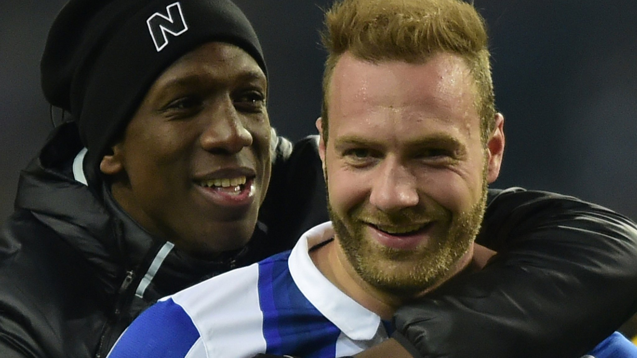 Huddersfield sign striker Depoitre for club-record fee
