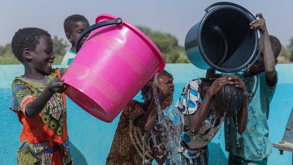 Water power: How one pump is helping an entire community