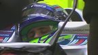 Massa fastest in wet Russia practice