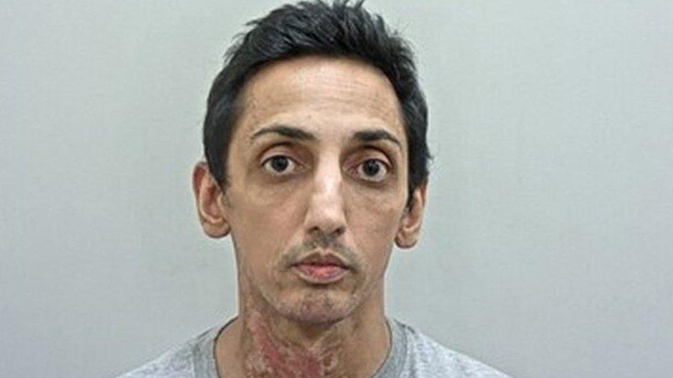 Leanne Collopy murder: Saleem Said jailed over Rossendale house fire