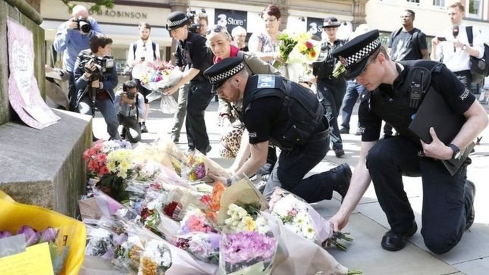 Манчестер після нападу